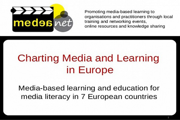 Charting Media and Learning in Europe